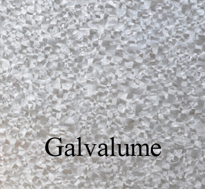 Galvalume Gable Vents