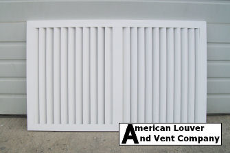 Custom Vertical Vent