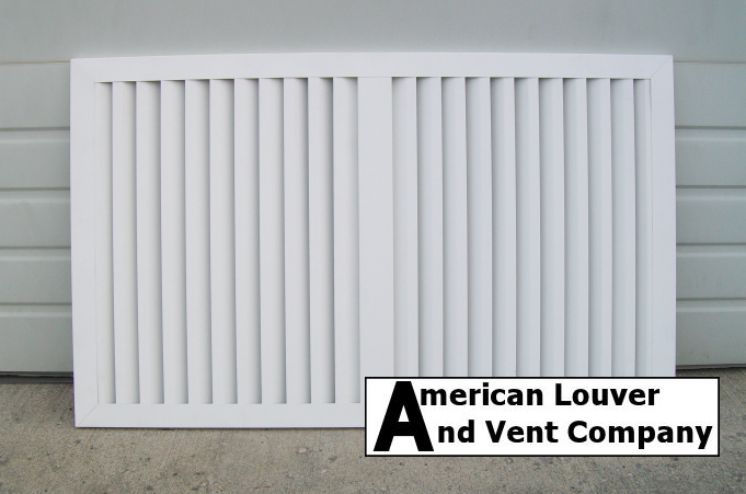 Horizontal Rectangle Gable Vent American Louver And Vent