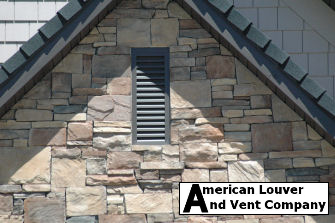 Custom Rectangle Gable Vent