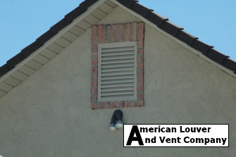 Rectangle Gable Vent