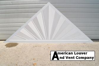 Triangle Gable Decoration