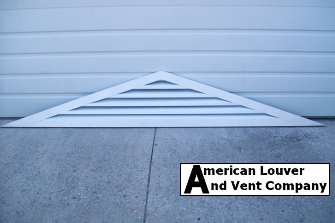 Gable Vents American Louver And Vent Company