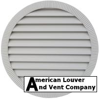 functional gable vents, decorative gable vents. american louver